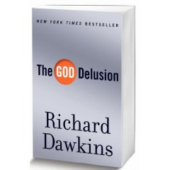 The God Delusion by Richard Dawkins cover